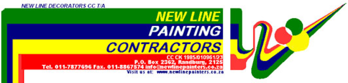 New Line Decorators Cc | Painting Contractors Johannesburg | Painters Cape Town | Roofing & Waterproofing Company Cape Town