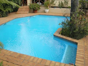 swimming pool paving project after